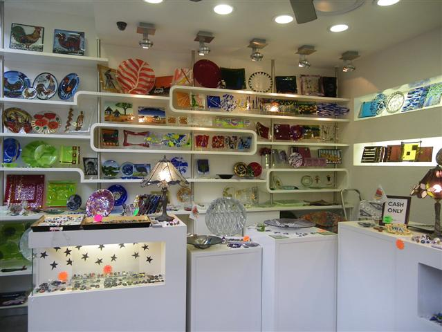 Exhibition Shop - Glass Escapes